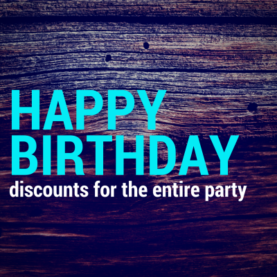 birthday discounts ann arbor
